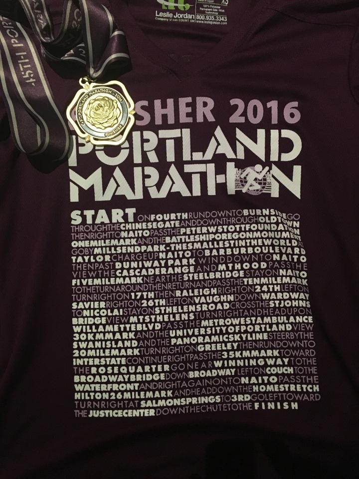 Race Recap: Portland Marathon 2016 – 26.2 (plus a littleextra)