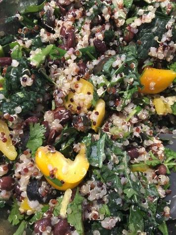 Recovery Quinoa Salad