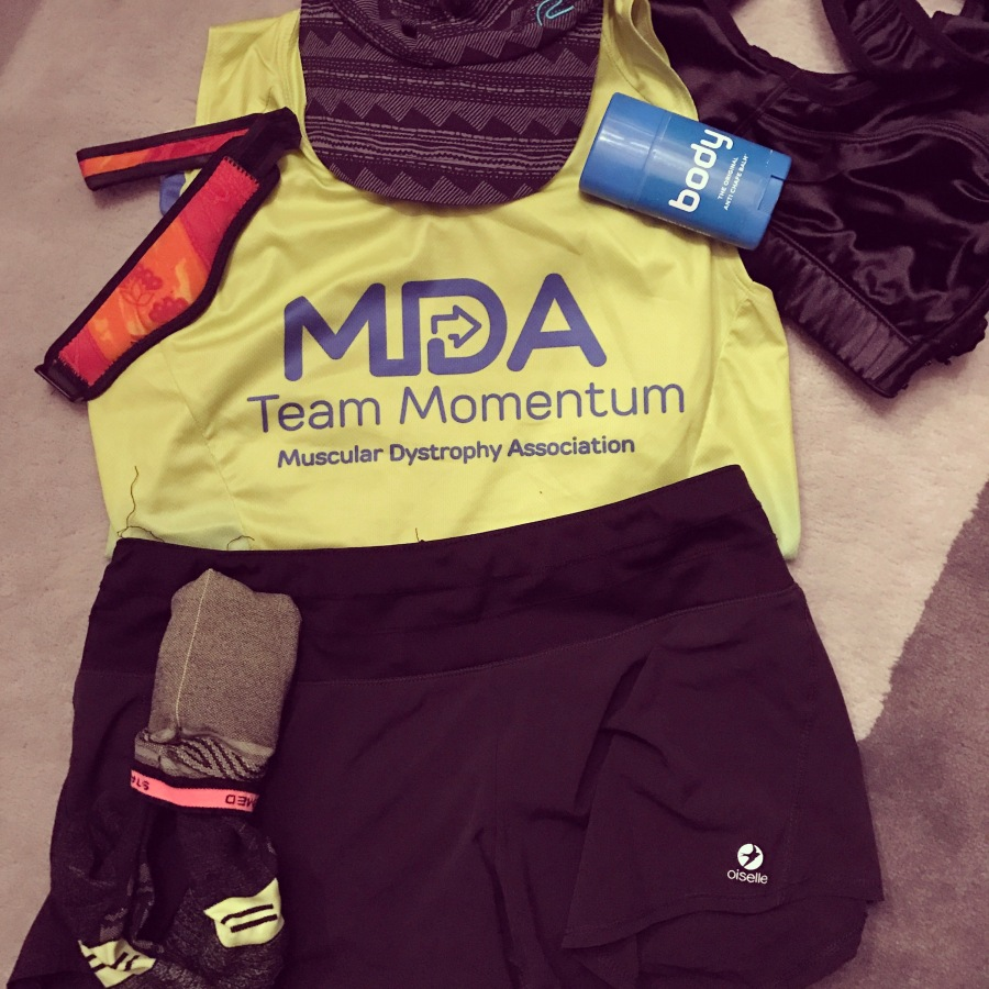 MDA Team Momentum – Running for those who can't Chicago2017